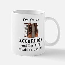 I've Got an Accordion Mug