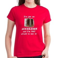 I've Got an Accordion Tee
