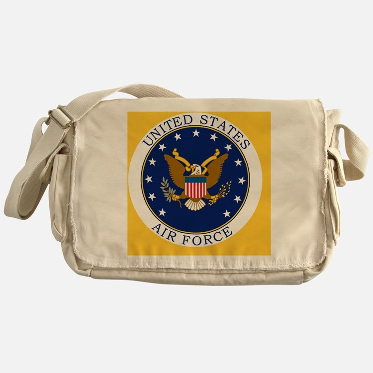 USAF-Patch-3-Button.gif Messenger Bag