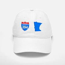 Sign-Minnesota-Interstate-394-Mug.gif Baseball Baseball Cap