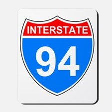 Sign-Interstate-94.gif Mousepad