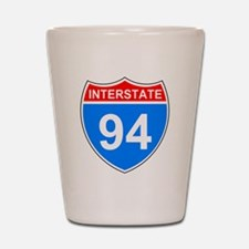 Sign-Interstate-94.gif Shot Glass