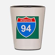 Sign-Interstate-94-Tile.gif Shot Glass