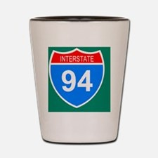 Sign-Interstate-94-Mousepad.gif Shot Glass