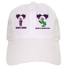 St-Urho-Mug.gif Baseball Cap