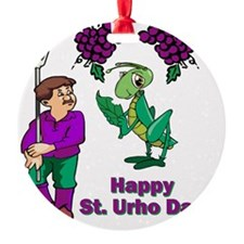 St-Urho-Shirt-1.gif Ornament