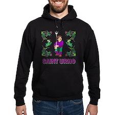 St-Urho-Black-Shirt-3 Hoodie