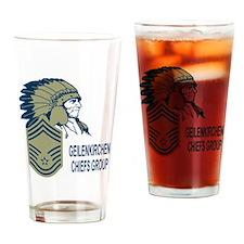 NATO-AWACS-Geilenkirchen-Chiefs-Gre Drinking Glass