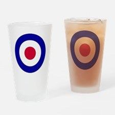 RAF-Roundel-Bonnie.gif Drinking Glass