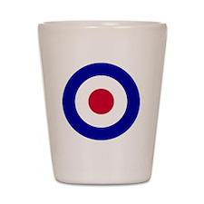 RAF-Roundel-Bonnie.gif Shot Glass
