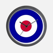 RAF-Black-Shirt-2 Wall Clock