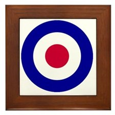 RAF-Black-Shirt-2 Framed Tile