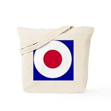 RAF-Button.gif Tote Bag