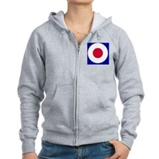 RAF-Button.gif Zip Hoodie