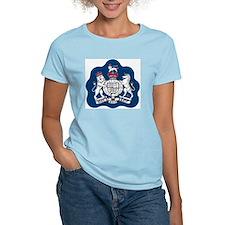 RAF-Warrant-Officer-Bonnie.g T-Shirt