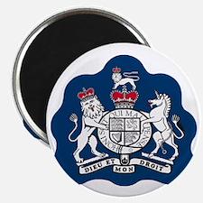3-RAF-Warrant-Officer-Black-Shirt Magnet
