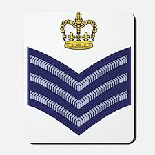3-RAF-Flight-Sergeant-Black-Shirt Mousepad