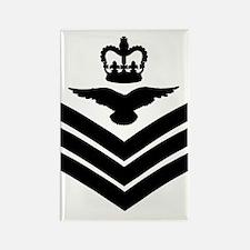 RAF-Flight-Sergeant-Aircrew-Messe Rectangle Magnet