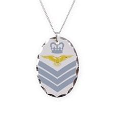 RAF-Flight-Sergeant-Aircrew-Bl Necklace