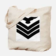 RAF-Sergeant-Aircrew-Messenger.gif Tote Bag