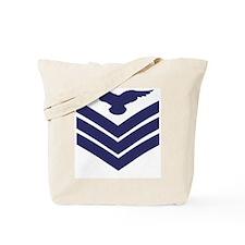 RAF-Sergeant-Aircrew-Light-Blue-Shirt.gif Tote Bag
