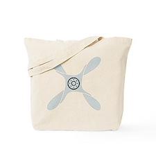 RAF-Junior-Technician-Black-Shirt Tote Bag