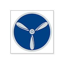 "RAF-Senior-Aircraftman-Tech Square Sticker 3"" x 3"""