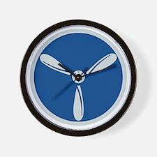 RAF-Senior-Aircraftman-Technician-Cap.g Wall Clock