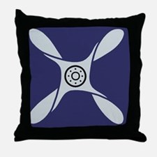 RAF-Junior-Technician-Greetings.gif Throw Pillow