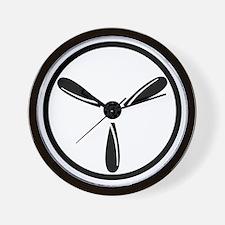 RAF-Senior-Aircraftman-Technician-Khaki Wall Clock