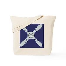 4-3-RAF-Junior-Technician-Greetings.gif Tote Bag