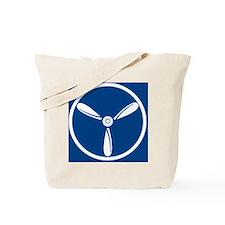 RAF-Senior-Aircraftman-Technician-Blue-Sh Tote Bag
