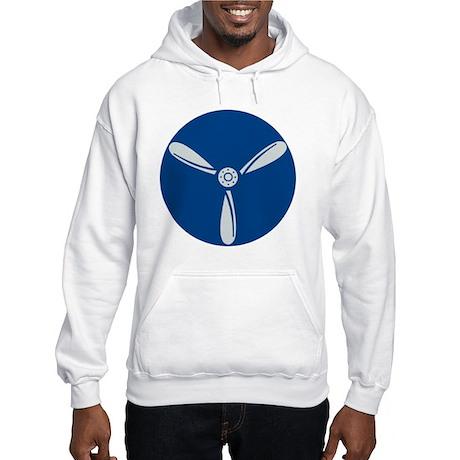 RAF-Senior-Aircraft... Hooded Sweatshirt