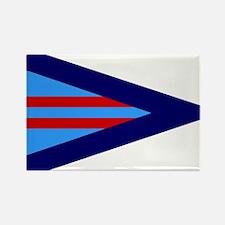 RAF-Wing-Commander-Flag.gif Rectangle Magnet