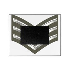 British-Army-Sergeant-Sand.gif Picture Frame