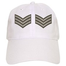 British-Army-Sergeant-Mug.gif Baseball Cap