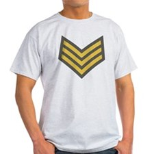 Royal-Marines-Sergeant-Black-Shirt T-Shirt