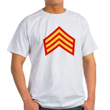 3-Royal-Marines-Provost-Sergeant-Red T-Shirt