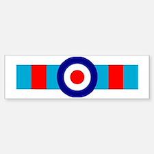 RAF-Squadron-23-Black-Shirt-2 Bumper Bumper Sticker