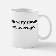 Mean Shirt Mug