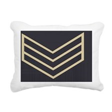 British-Army-Guards-Serg Rectangular Canvas Pillow