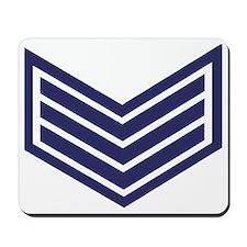 British-Army-Sergeant-Blue-Silver-Cap.gi Mousepad