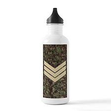 British-Army-Sergeant- Water Bottle