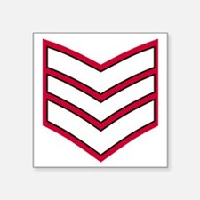 """British-Army-Guards-Lance-S Square Sticker 3"""" x 3"""""""
