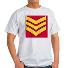 British-Army-Guards-Sergeant-Journal T-Shirt