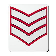 British-Army-Guards-Lance-Sergeant-Bonni Mousepad