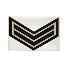 British-Army-Guards-Lance-Corpora Rectangle Magnet