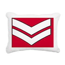British-Army-Guards-Lanc Rectangular Canvas Pillow