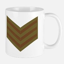 British-Army-Sergeant-Brown-Khaki-Mug.g Mug