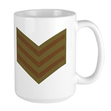 British-Army-Sergeant-Brown-Khaki-Mug.g Mug